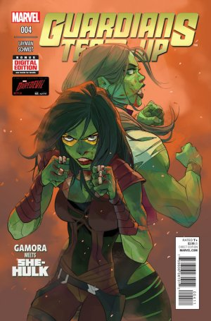 Guardians Team-up 4 - Issues 4