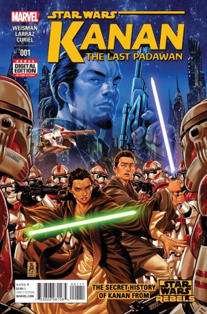Star Wars - Kanan édition Issues V1 (2015 - 2016)
