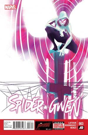 Spider-Gwen # 3 Issues V1 (2015 - 2016)