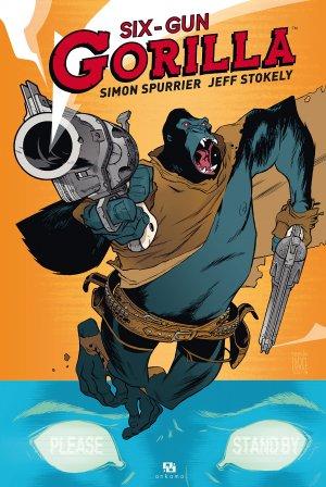 Six-Gun Gorilla édition TPB hardcover (cartonnée)
