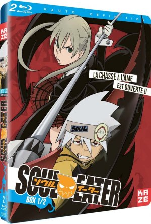 Soul Eater édition Blu-ray