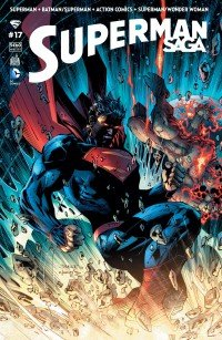 Superman Unchained # 17 Kiosque mensuel