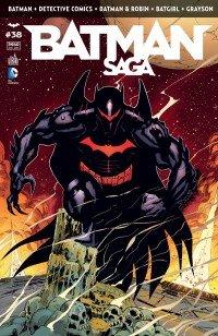 Batman & Robin # 38 Kiosque mensuel (2012 - 2016)