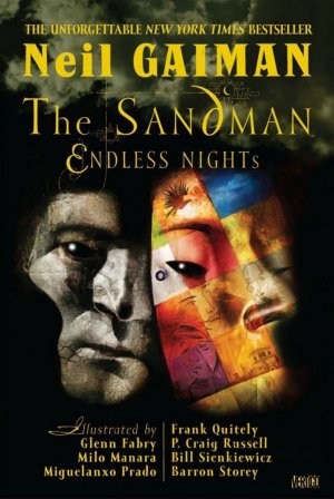 The Sandman - Endless Nights édition Hardcover