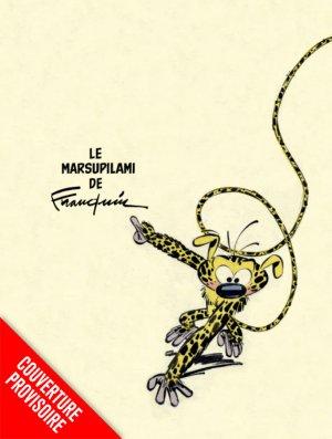 Le Marsupilami de Franquin édition Edition VO