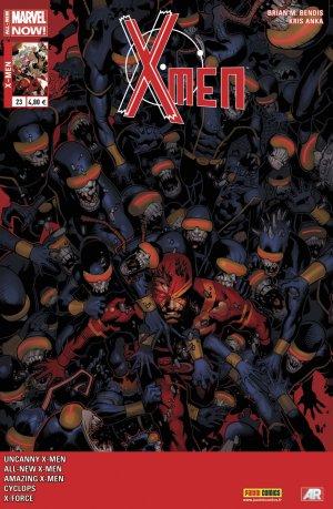 Uncanny X-Men # 23 Kiosque V4 (2013 - 2015)