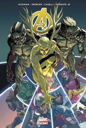 Avengers # 3 TPB Hardcover - Marvel Now! - Issues V5