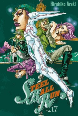 Jojo's Bizarre Adventure - Steel Ball Run T.17