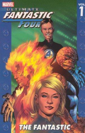 Ultimate Fantastic Four édition TPB Softcover (souple)