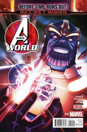 Avengers World # 19 Issues (2014 - 2015)