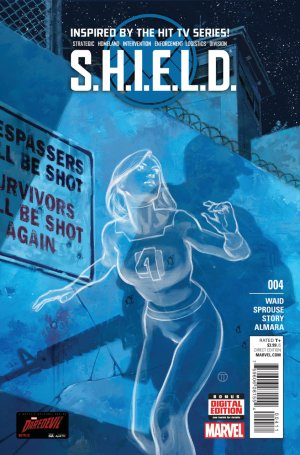 Shield # 4 Issues V3 (2014 - 2015)