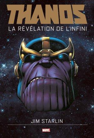 Thanos - La révélation de l'infini édition TPB hardcover (cartonnée)