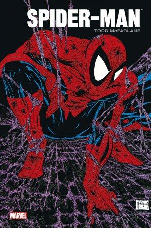 Spider-Man par Todd McFarlane édition TPB hardcover (cartonnée)