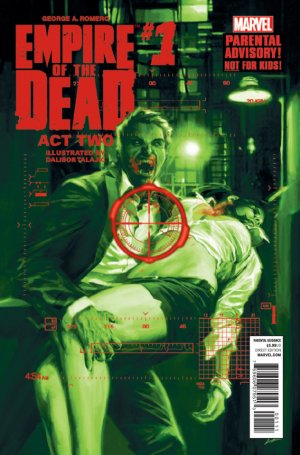 George Romero's Empire of the Dead - Act Two édition Issues