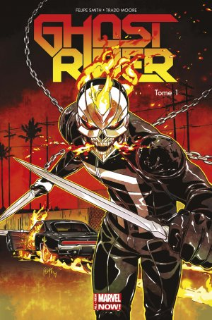 Ghost Rider édition TPB HC - All-New Ghost Rider - 100% Marvel