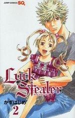 couverture, jaquette Luck Stealer 2  (Shueisha)