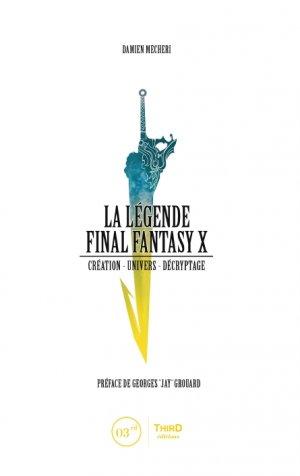 La Légende Final Fantasy X édition Simple
