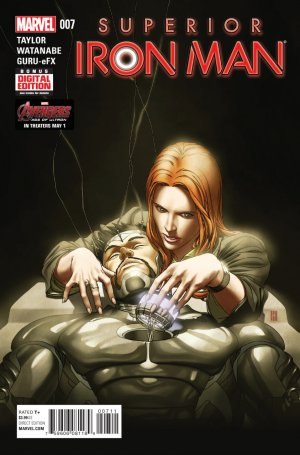 Superior Iron Man # 7 Issues V1 (2014 - 2015)