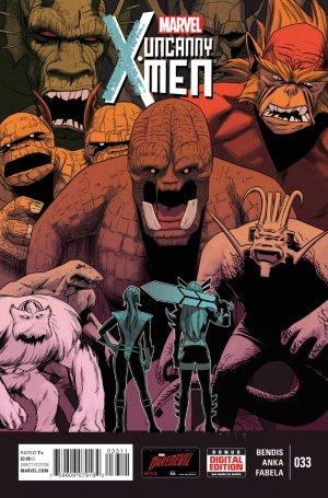 Uncanny X-Men # 33 Issues V3 (2013 - 2015)