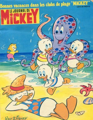 Le journal de Mickey 1409