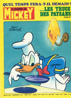 Le journal de Mickey 1392
