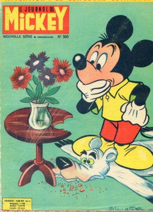 Le journal de Mickey 505