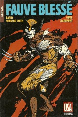 Collection Super Héros 11 - Serval - Fauve blessé - Daredevil - Rêve américain