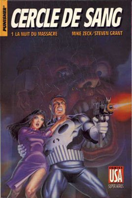 Punisher # 15 TPB Hardcover (cartonnée)