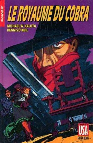 Collection Super Héros 24 - Shadow - Le royaume du cobra