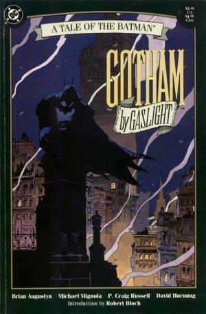 Batman - Gotham au XIXème siècle édition TPB softcover (souple)