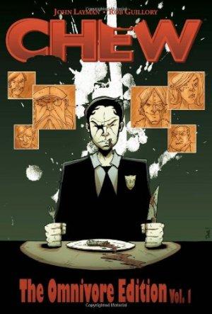 Tony Chu, détective cannibale édition TPB hardcover (cartonnée) - Omnivore Edition