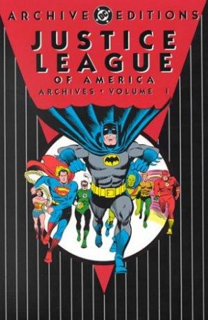 Justice League Of America # 1 Intégrale