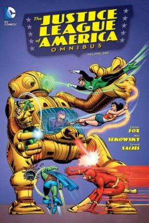 Justice League Of America # 1 TPB hardcover (cartonnée) - Omnibus
