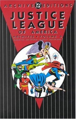 Justice League Of America # 6 Intégrale