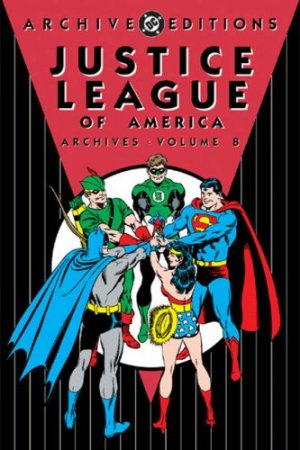Justice League Of America # 8 Intégrale