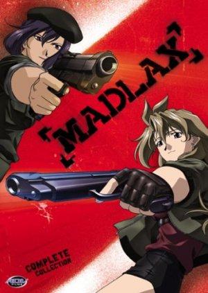 Madlax édition Intégrale