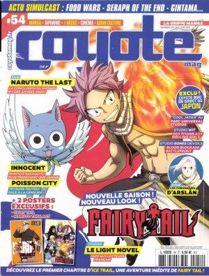 Coyote # 54