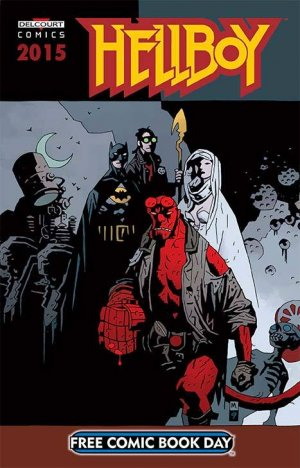 Free Comic Book Day 2015 - Hellboy