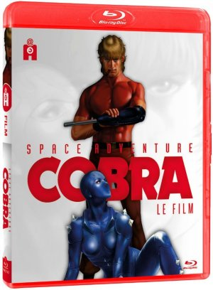 Cobra édition Blu-ray