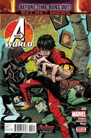 Avengers World # 20 Issues (2014 - 2015)