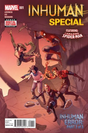 inhuman special édition Issues V1 (2015)