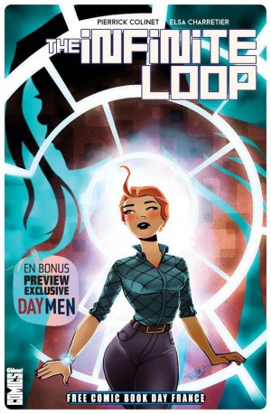Free Comic Book Day France 2015 - The infinite loop édition Issues