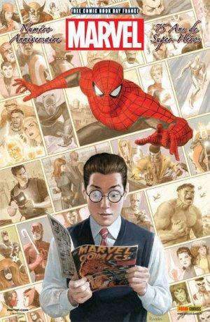 Free Comic Book Day France 2015 - Marvel 75 ans de super-héros