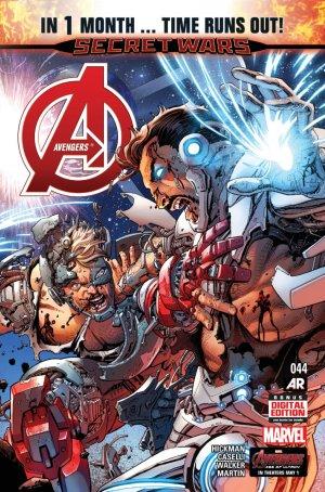 Avengers # 44 Issues V5 (2012 - 2015)