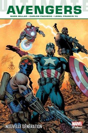 Ultimate Avengers édition TPB hardcover (cartonnée)