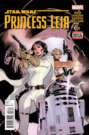 Star Wars - Princesse Leia # 3 Issues (2015)
