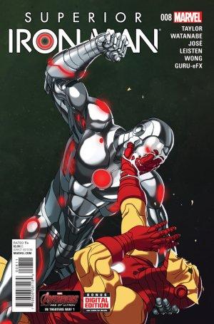 Superior Iron Man # 8 Issues V1 (2014 - 2015)