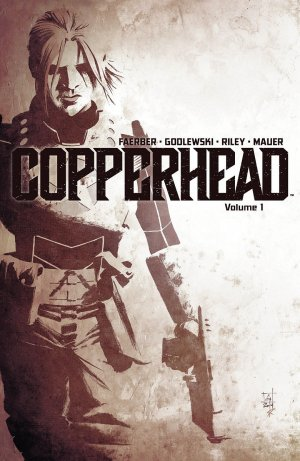 Copperhead édition TPB softcover (souple)