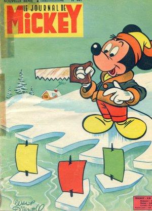 Le journal de Mickey 447