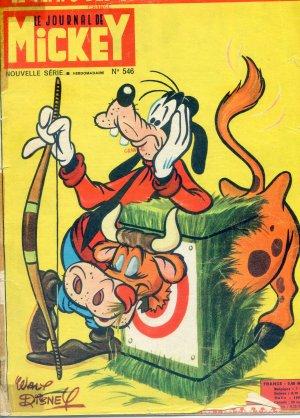 Le journal de Mickey 546